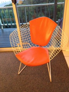 Knoll-chair